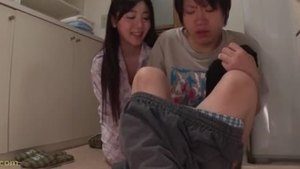 Japanese ass pounded