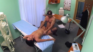 Got her pussy pounded in hospital