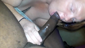 Rough sex in the company of amateur