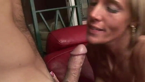Femdom escorted by mature
