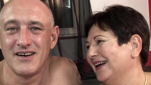 Hairy mature goes for raw fucking HD
