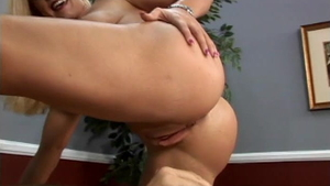Ass fucking in the bed among gorgeous stepmom