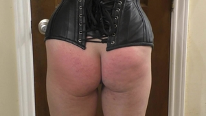 Amateur rushes spanking HD