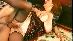 The best sex escorted by huge tits hungarian MILF