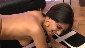 Naked french amateur helps with rough sex in HD
