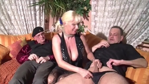 Pussy fucking starring lustful german scout