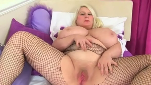 British MILF Toni Lace craving the best sex in HD