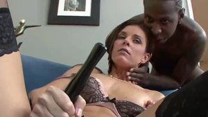 Super hot India Summer interracial sex sex scene