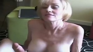 Kinky housewife taboo creampied in the countryside