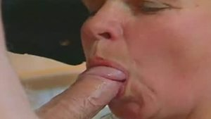 Swedish cock sucking