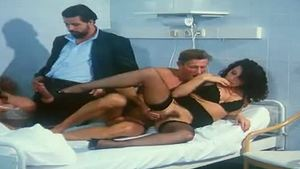 Sarah Louise Young sucking dick in hospital