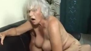 Granny enjoys greatly fucking