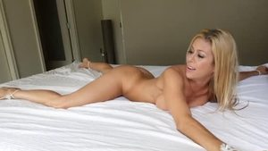 Fucking escorted by petite blonde babe Alexis Fawx