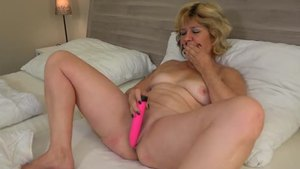 Czech playing with sex toys