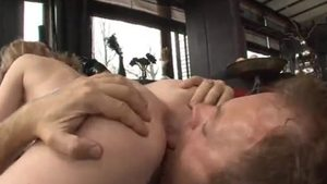 Hard nailining with Tarra White as well as Rocco Siffredi