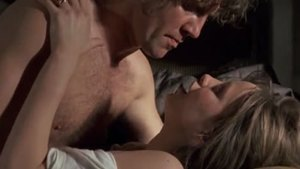 Naked brunette Susan George really enjoys doggy sex
