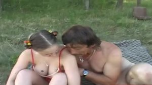 Pussy sex alongside european teen chick
