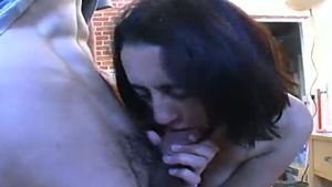 Orgasm young french