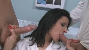 Alternative college student cumshot