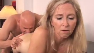 Gorgeous housewife Annabelle Brady craving nailed rough