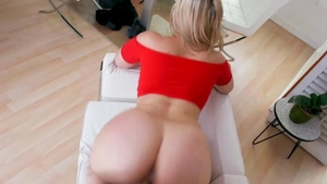 Blonde hair Alexis Texas pounding sex tape in HD