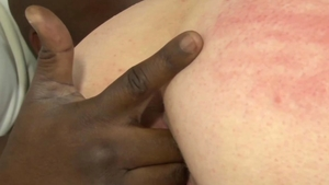 Nailed rough together with young Alice Nysm in HD