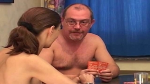 Group sex alongside hairy bisexual